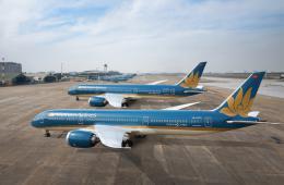 Vietnam Airlines: Thông báo thay đổi lịch bay HAN - NRT Ngày 11/04/2021