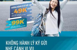 Ưu Đãi Bất Ngờ Từ Vietnam Airlines Với Giá Vé Không Hành Lý